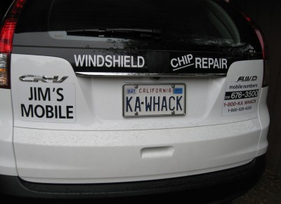 KA-WHACK!!/Jim's Mobile Windshield Chip Repair